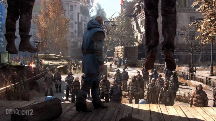 E3 2018 - a Dying Light térképének négyszeresét kapjuk a folytatásban bevezetőkép