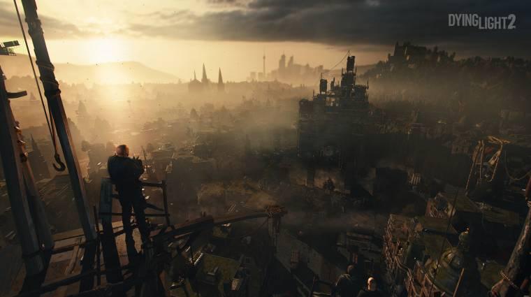 E3 2018 - a The Witcher 3 legjobb írói is besegítenek a Dying Light 2 történetben bevezetőkép