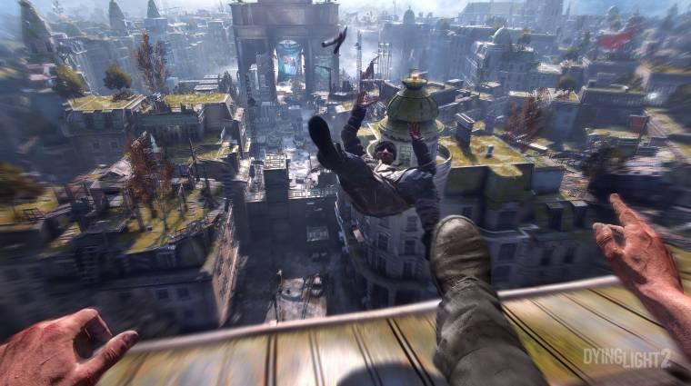 A problémákról és a bejárható terület méretéről is meséltek a Dying Light 2 fejlesztői bevezetőkép
