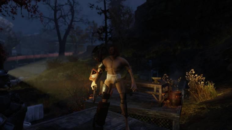 Fallout 76 - groteszk lénnyé változtatja a játékosokat egy hiba bevezetőkép