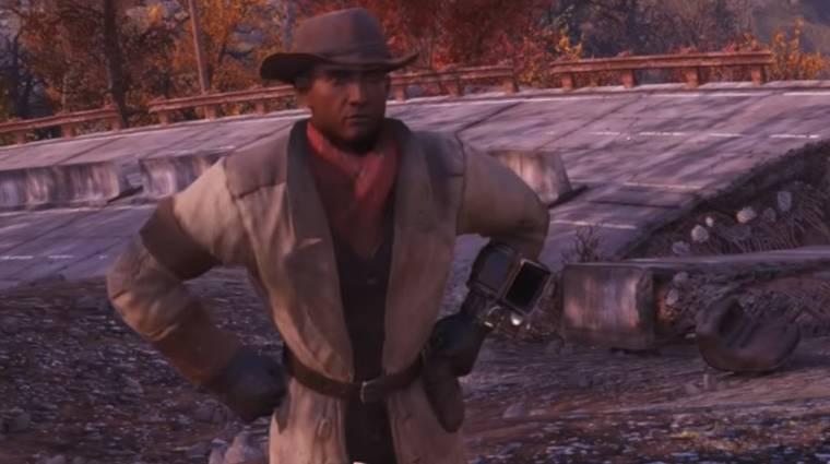 Fallout 76 - itt sincs nyugtunk Preston Garvey-től bevezetőkép