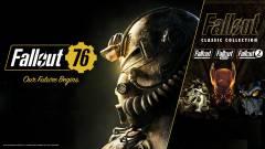 Fallout 76 - a jelenlegi játékosok megkapják a teljes Fallout Classic gyűjteményt kép