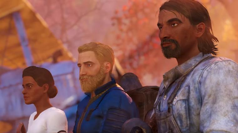 Fallout 76 - összetett társalgási rendszert használva beszélgethetünk majd az NPC-kkel bevezetőkép