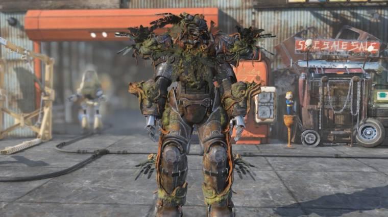 Fallout 76 játékosai egy bugnak köszönhetően másolgatják a játék legerősebb páncélját bevezetőkép