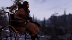 A Bethesda egy rajongó kérésére kerekesszéket rakott a Fallout 76-ba kép