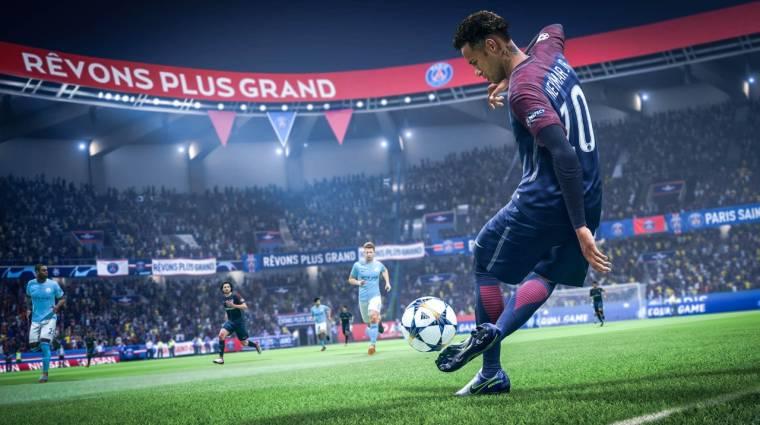 Hozta a kötelezőt a FIFA 19 bevezetőkép