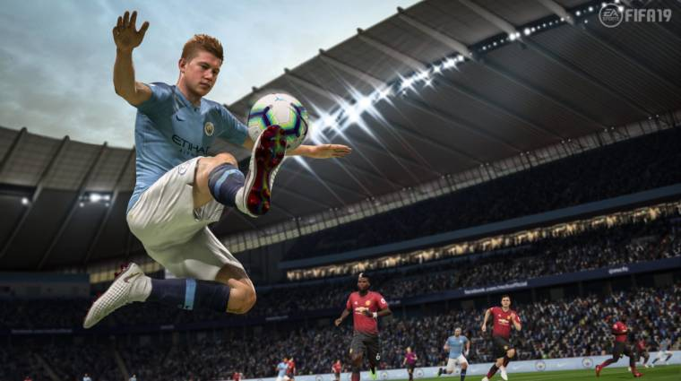 Nyomozást indított Belgium az Electronic Arts ellen bevezetőkép
