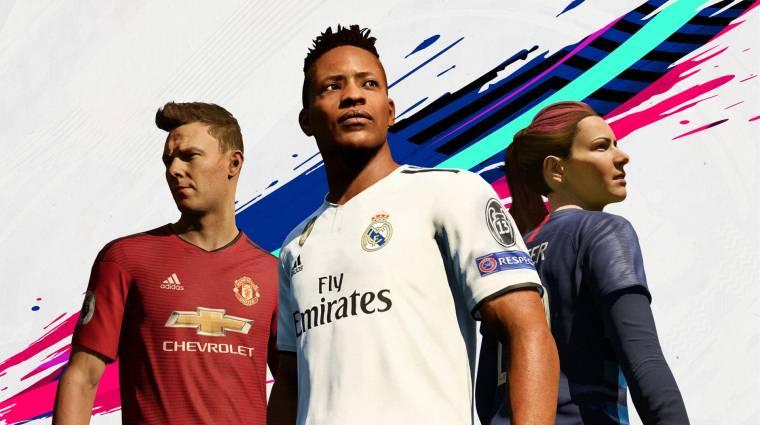 Gamescom 2018 - három karakter áll a középpontban a FIFA 19 The Journey módjában bevezetőkép