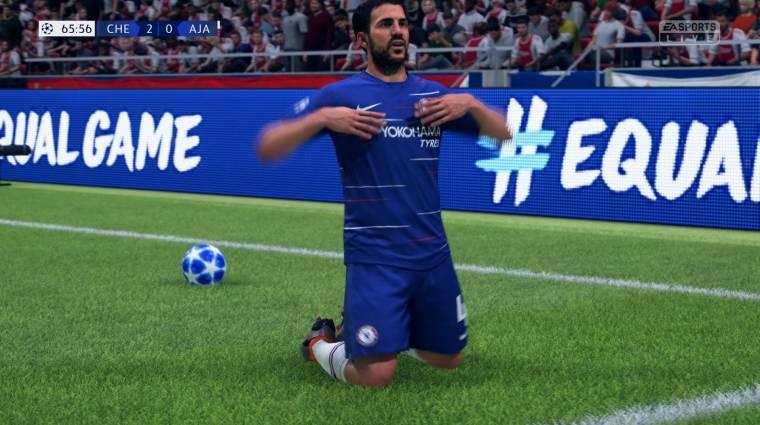 A FIFA 19 lett az év első hetének legnépszerűbb játéka a briteknél bevezetőkép
