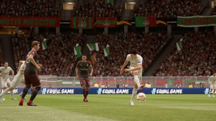 FIFA 19 - komoly változtatásokat hozott az új patch bevezetőkép