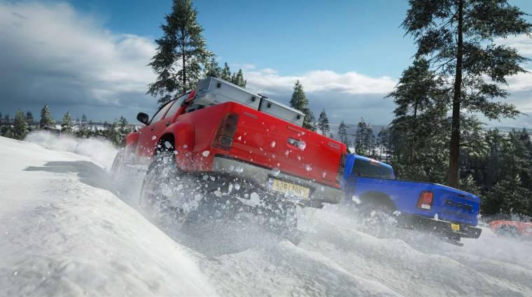 Forza Horizon 4, Icewind Dale és Psychonauts - ezzel játszunk a hétvégén bevezetőkép