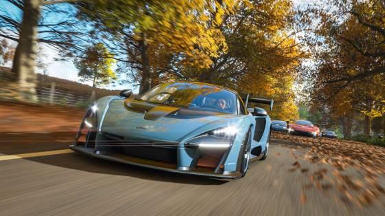 Forza Horizon 4 infódoboz