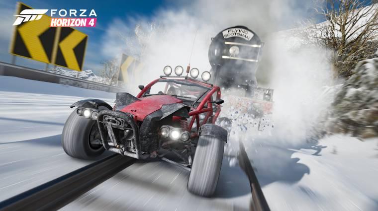 Valamiért nagyon kell most az embereknek a Forza Horizon 4 bevezetőkép