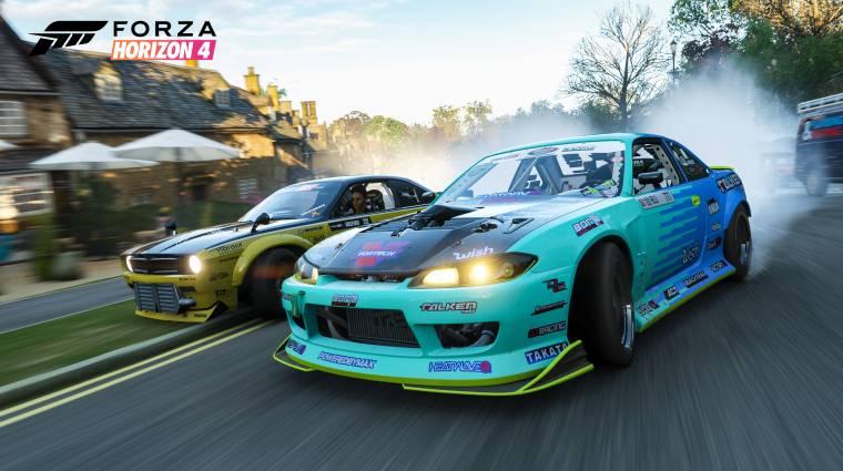 Forza Street - mobilos játékkal bővülhet a sorozat bevezetőkép