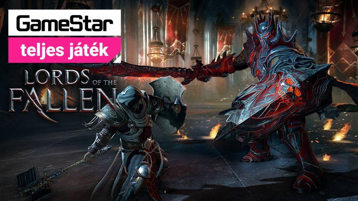 Lords of the Fallen: Digital Deluxe Edition - a 2018/06-os GameStar teljes játéka bevezetőkép