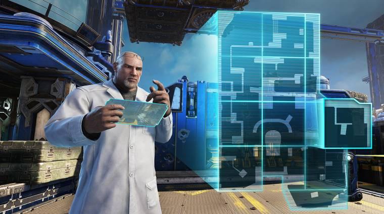 Gears 5 - az új trailer az első többjátékos pályákat mutatja be bevezetőkép