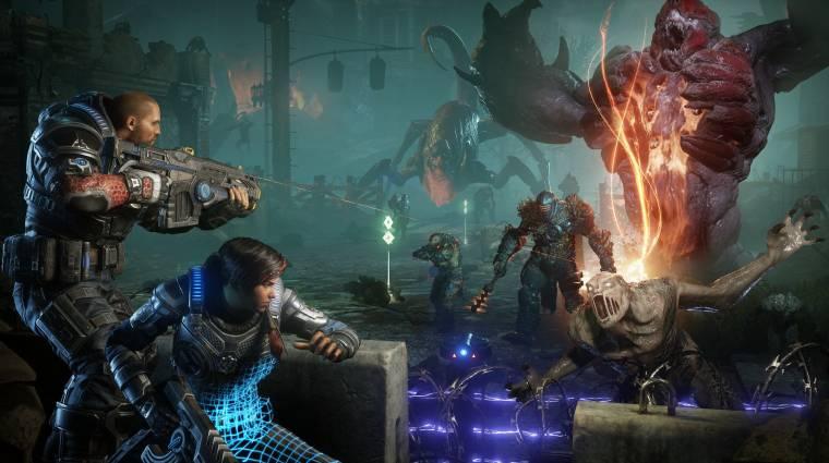 Gears 5 - egyelőre nem lesz benne battle royale bevezetőkép