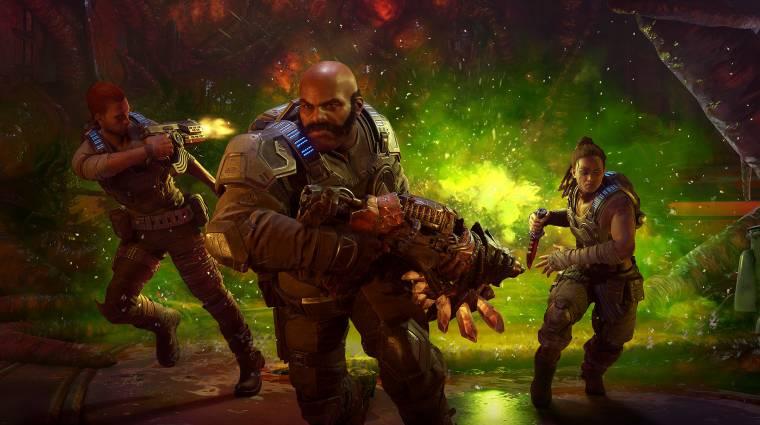 Ha megvan a Gears 5, akkor ingyen kapod az Xbox Series X-es verziót bevezetőkép