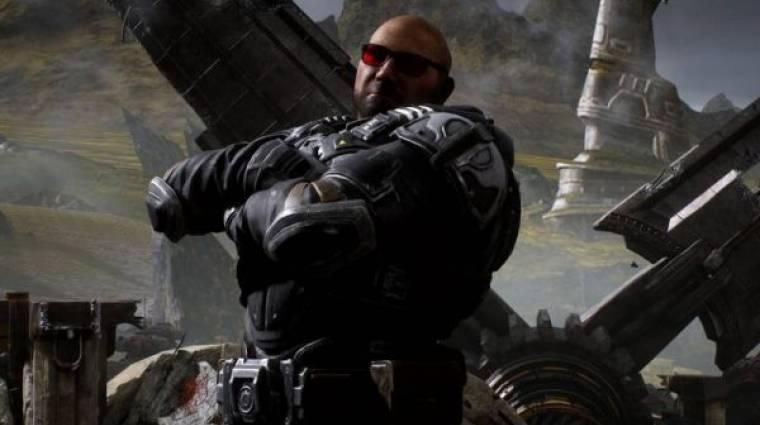 Gears 5 - Dave Bautista is játszható karakter lesz bevezetőkép