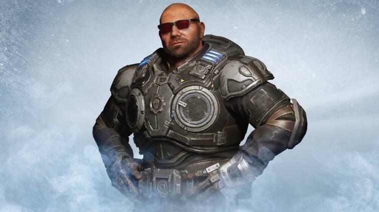 Gears 5 - Dave Bautista is megérkezett a játékba bevezetőkép