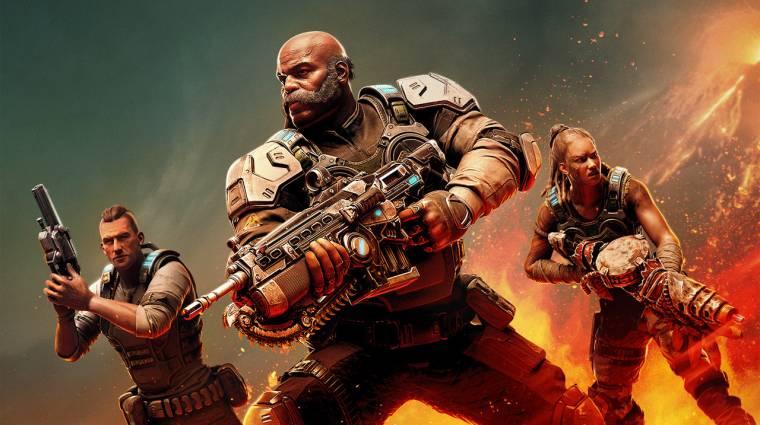 Grafikai motort vált a Gears of War széria, többféle új projekten is dolgoznak a fejlesztők bevezetőkép