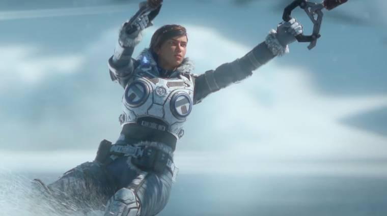 Gears 5 - limitált Xbox One X érkezik a játékhoz bevezetőkép