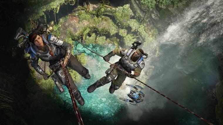 Gears 5 - a rendező szerint barátságosak lesznek a mikrotranzakciók bevezetőkép