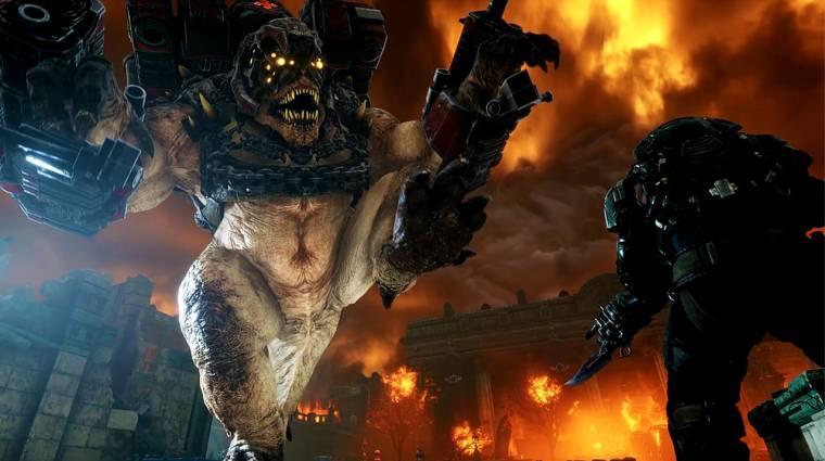 Többjátékos mód nélkül jön a Gears Tactics bevezetőkép