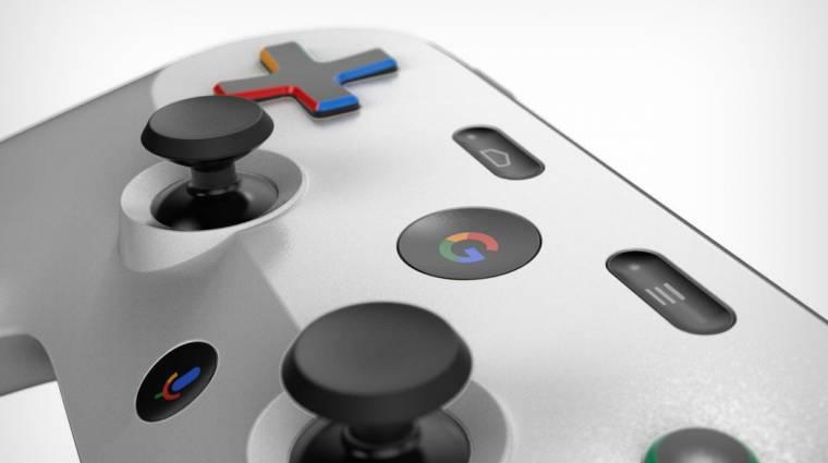 Így nézhet ki a Google készülő kontrollere bevezetőkép