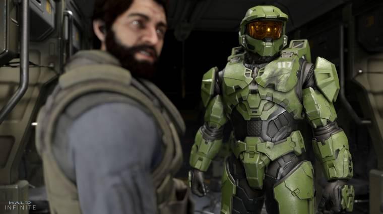 Komoly tervei vannak a Microsoftnak a Halo: Infinite-tel az e-sport terén bevezetőkép