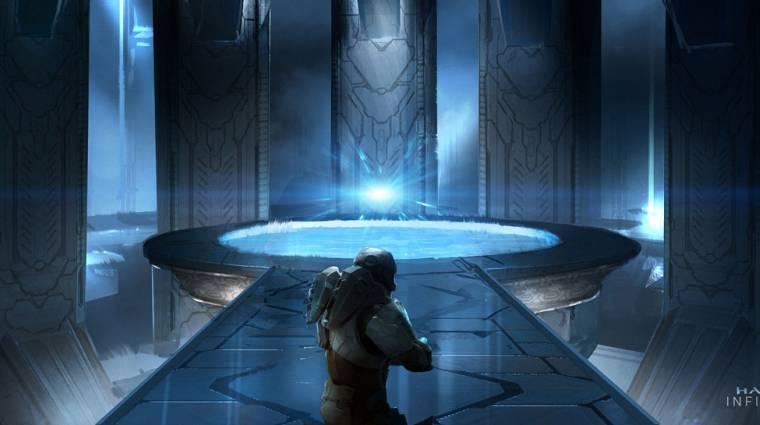 Beindult a Halo sorozat gyártása, és új Infinite képeket is kaptunk bevezetőkép