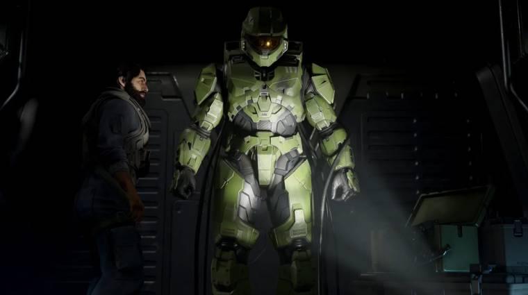 A Halo Infinite fejlesztői reagáltak a játékot ért kritikákra bevezetőkép