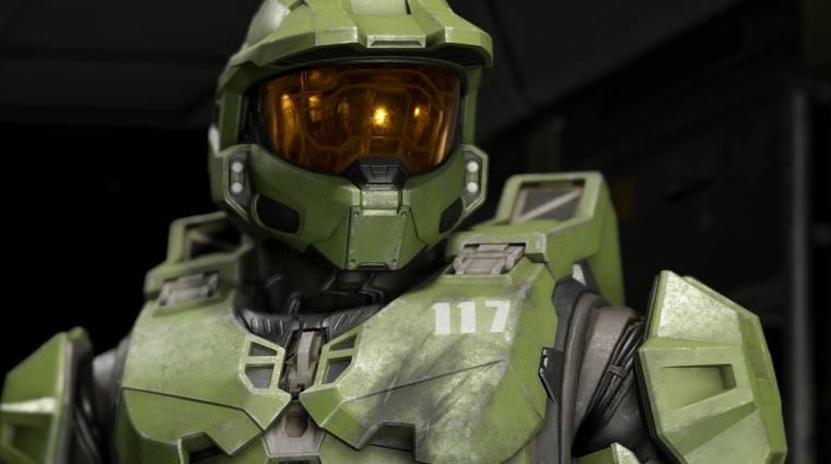 Nem a Halo sorozat miatt késik az Infinite bevezetőkép
