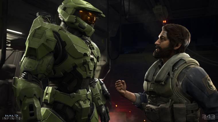 A Halo Infinite megmentésére egy igazi Halo-legendát szerződtetett a 343 Industries bevezetőkép