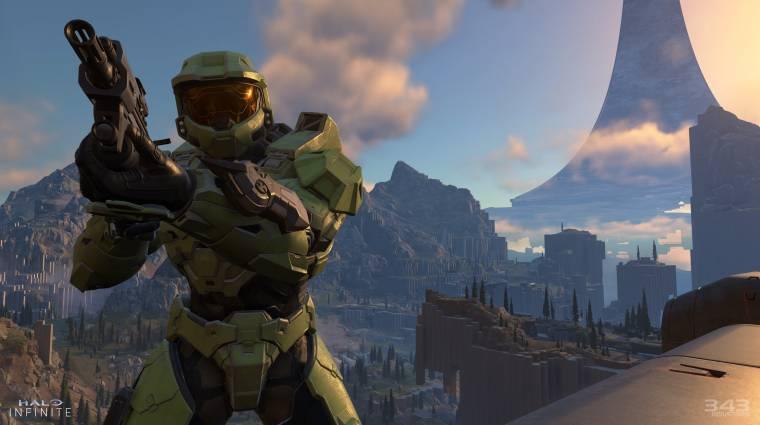 A Halo Infinite kooperatív és osztott képernyős módot is kap bevezetőkép
