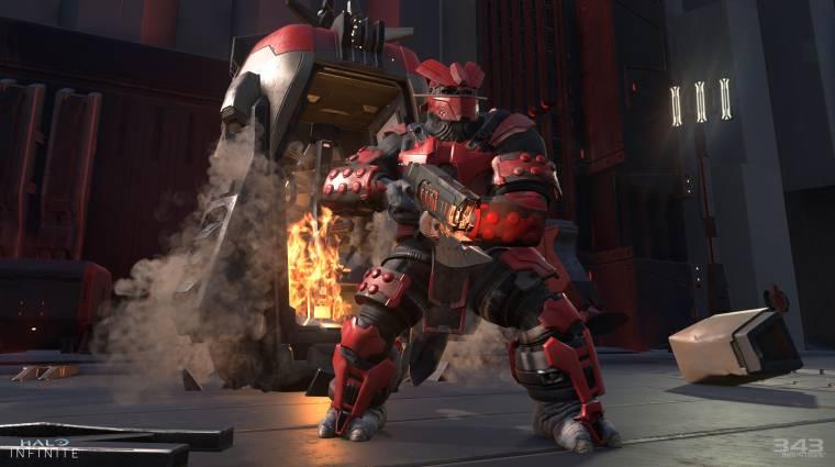 Most akkor tényleg a Halo Infinite morcos ábrázatú melákja lett az Xbox új kabalája? bevezetőkép