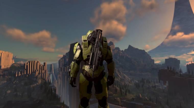 A Halo Infinite kihagyja a Game Awardsot, de hamarosan hallani fogunk a fejlesztésről bevezetőkép