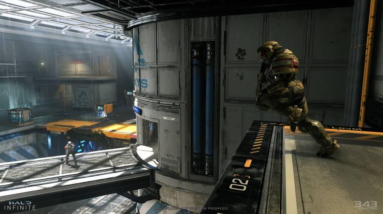 Úgy tűnik, több Halo Infinite kampányt kapunk, lehetséges multis tartalmak is kiszivárogtak bevezetőkép