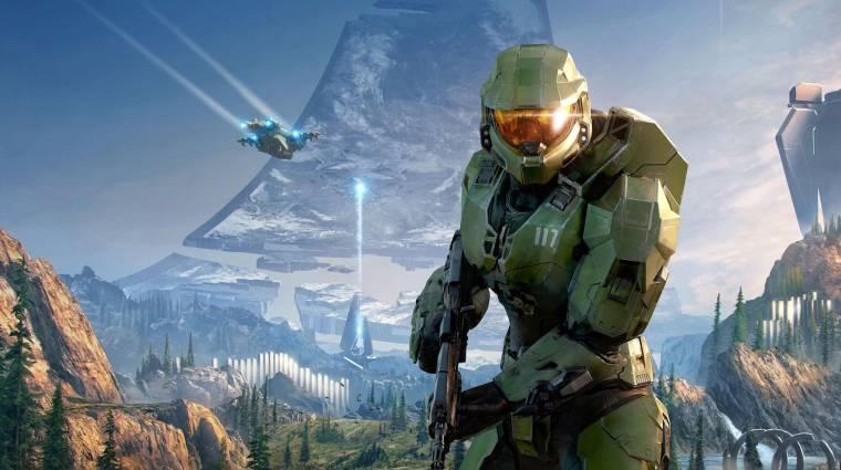 Ingyenes lesz a Halo Infinite multiplayer módja, videón a megszépült grafika bevezetőkép