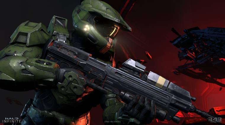 Így fut a Halo Infinite az Xbox One-on bevezetőkép