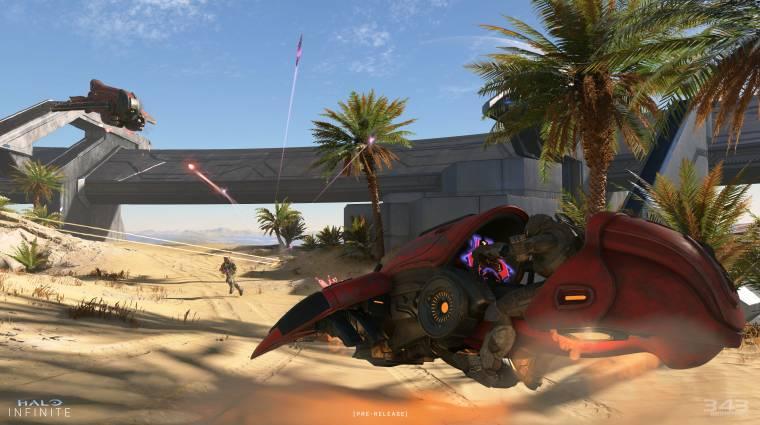 Véletlenül a kampány fájljai is benne maradtak a Halo Infinite bétában, naná, hogy megtalálták őket bevezetőkép