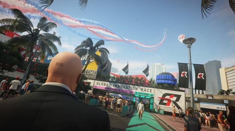 Hitman 2 - új videó mutatja meg, mennyire részletes a játék bevezetőkép