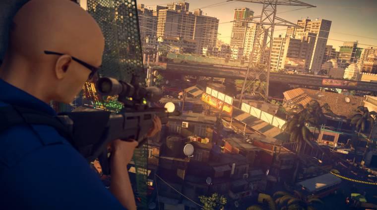 Új játékon dolgoznak a Hitman fejlesztői bevezetőkép