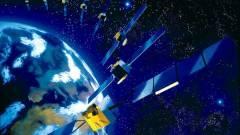 Gyors internetezés műholdról kép