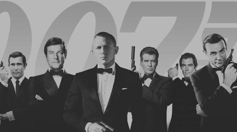 Hamarosan az összes James Bond-film elérhető lesz az HBO GO kínálatában kép
