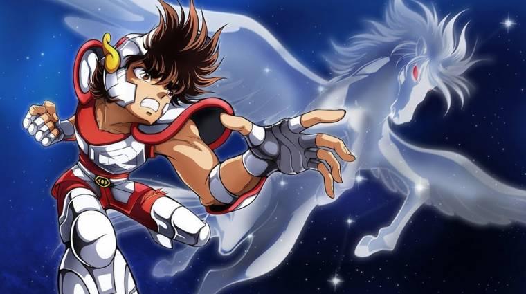 Jump Force - bemutatkoznak a Saint Seiya karakterek bevezetőkép