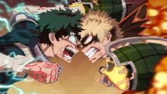 Jump Force - a My Hero Academia lobbanékony diákja is csatlakozik a csapathoz kép