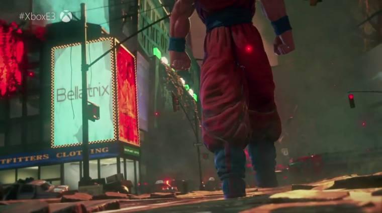 E3 2018 - animés crossover bunyózás érkezik Jump Force címmel bevezetőkép