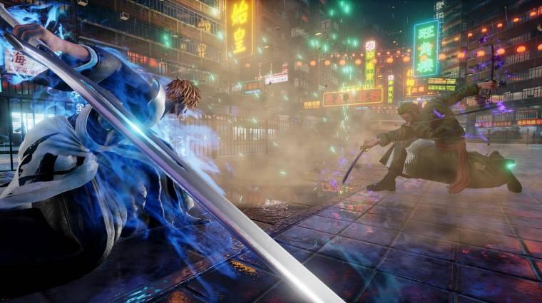 Jump Force - így harcol a helyettes halálisten bevezetőkép
