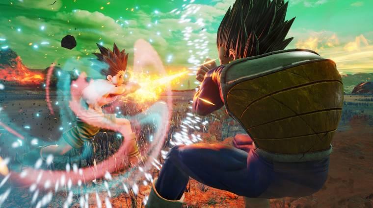 Jump Force - teljes az alapfelhozatal, DLC-vel jön a többi karakter bevezetőkép
